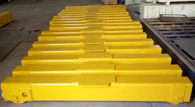 Overhead Crane Components Self-Designed End Carriage / End Trucks