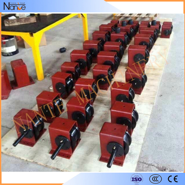 Wheel Block/ Open Gear end carriage wheel block for crane long travel
