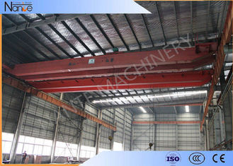 चीन 16t Electric Traveling Double Girder Overhead Cranes For Repair Shops आपूर्तिकर्ता