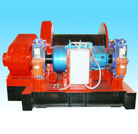 चीन JK5t Stainless Steel Electric Hoists Winches For Construction Site And Port आपूर्तिकर्ता