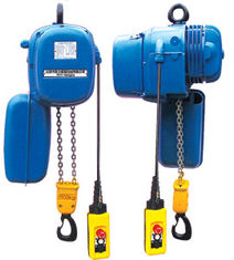 चीन SHH Electric Chain Hoists With Capacity Range 0.25T to 20T आपूर्तिकर्ता