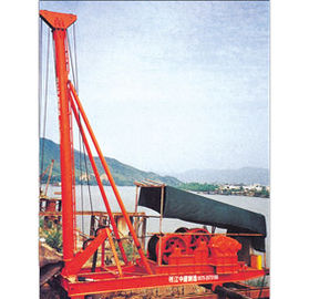 चीन OEM 5T Punching Hammer Pile Driver/ Drop Hammer Machine for Construction Site आपूर्तिकर्ता
