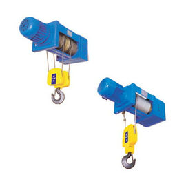 चीन Double Girder Low-vibration Foot Mounted Wire Rope Hoists SH Series आपूर्तिकर्ता