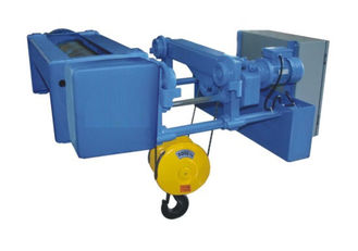 चीन Special Alloy Steel Wire Rope Hoists WHL - C Two Drum Bucket Electrical Low Headroom आपूर्तिकर्ता
