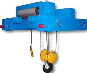 चीन Double Girder Electric Wire Rope Hoists SHA Type Electric Chain Hoist / Cable Hoist आपूर्तिकर्ता