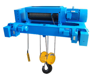 चीन Custom Double Girder Electric Steel Wire Rope Hoists SH Type Motor Protection IP54 आपूर्तिकर्ता
