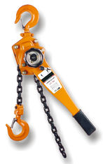 चीन HSH-A 619 Efficient , Safe , Durable Lever Block Manual Chain Hoist For Heavy Duty Work आपूर्तिकर्ता