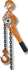 चीन HSH-A 620 Series Lever Block Manual Chain Hoist With Un-directional Free Wheel Device आपूर्तिकर्ता