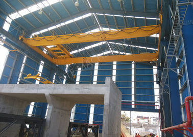 चीन LH 5T12M Double Girder Manual Overhead Crane For Workshop / Warehouse / Station वितरक