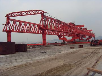 चीन JQG 400t-45m span Truss Type Bridge Launcher Girder Crane/ Beam Launcher वितरक