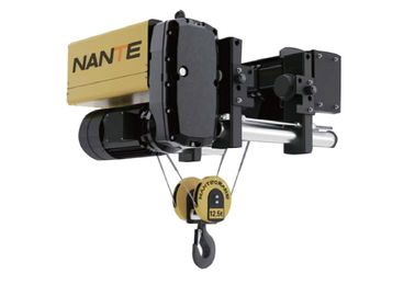 चीन 12.5 Ton Low Headroom Hoist For Workshop , Maximum Lifting Height 30m वितरक