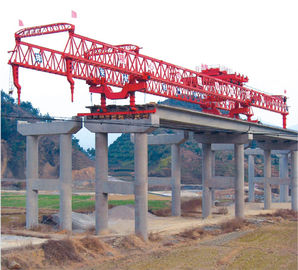 चीन Launching Gantry Crane with Varied Launching Capacities and Heights फैक्टरी
