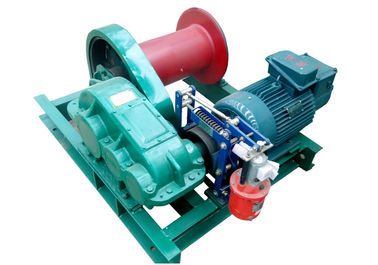 चीन Rust Resistance Electric Hoist Winch / Cable Winches With Max. Lifting Load 3.2t वितरक