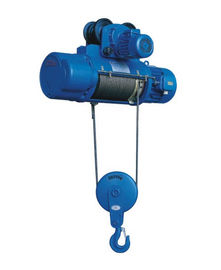 चीन Load Chain Monorail Hoist Design Wire Rope Electric Hoist CD1 & MD1 Series वितरक