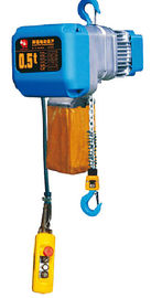 चीन 2 Ton Electric Chain Hoists EHB Type With Overload Limiter वितरक