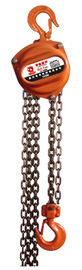 चीन Manual Chain Hoist HSZ-A 623 Type for Materials Handling Operations वितरक
