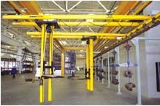 चीन Automatic Operated Double Beam Stacker Light Crane Systems वितरक